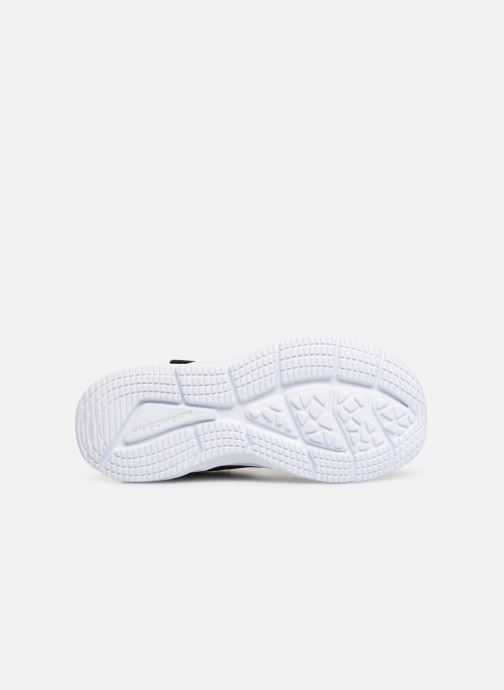 Trainers Skechers Dyna-Air Black view from above