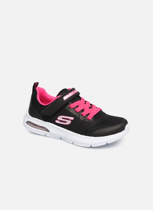 Trainers Skechers Dyna-Air Black detailed view/ Pair view