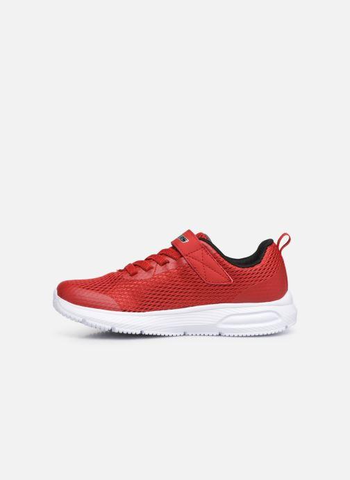 Sneaker Skechers Dyna-Air rot ansicht von vorne