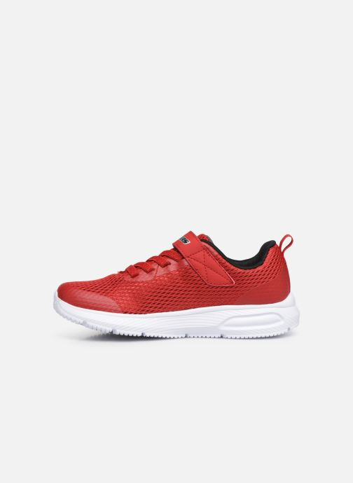 Sneakers Skechers Dyna-Air Rosso immagine frontale