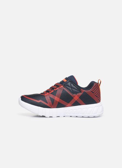 Sneakers Skechers Flex-Glow Sort se forfra