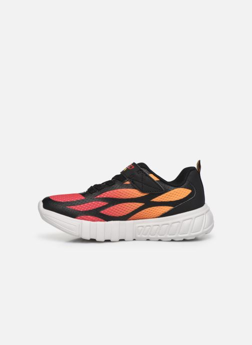 Baskets Skechers Flex-Glow Multicolore vue face