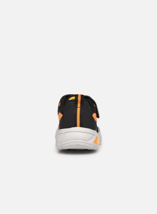 Baskets Skechers Flex-Glow Multicolore vue droite