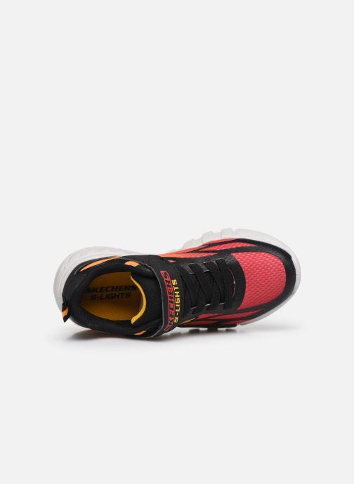Deportivas Skechers Flex-Glow Multicolor vista lateral izquierda