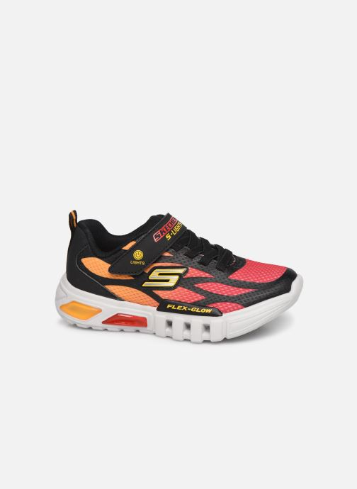 Baskets Skechers Flex-Glow Multicolore vue détail/paire