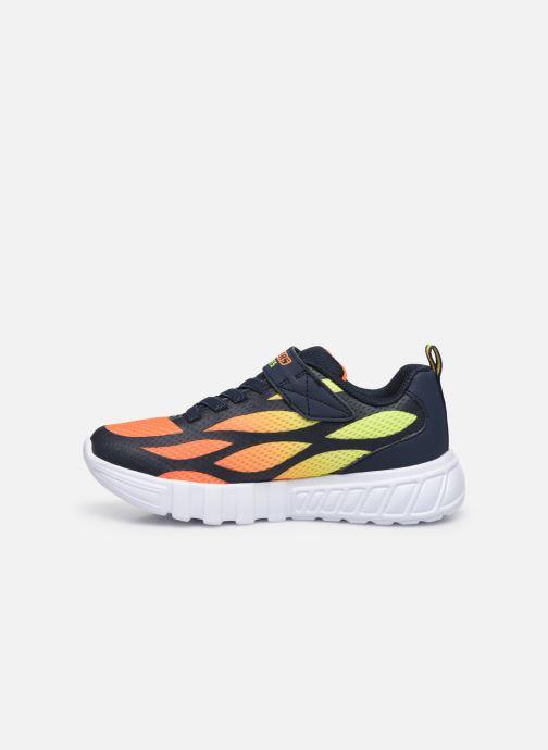Baskets Skechers Flex-Glow Multicolore vue face