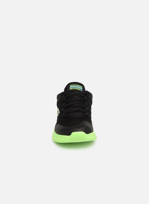 Chaussures de sport Skechers Elite Flex Hydropulse Noir vue portées chaussures