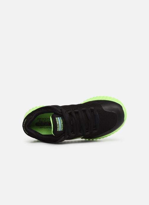 Chaussures de sport Skechers Elite Flex Hydropulse Noir vue gauche