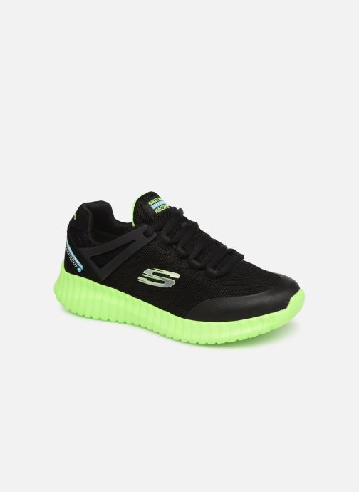 Sportschoenen Skechers Elite Flex Hydropulse Zwart detail