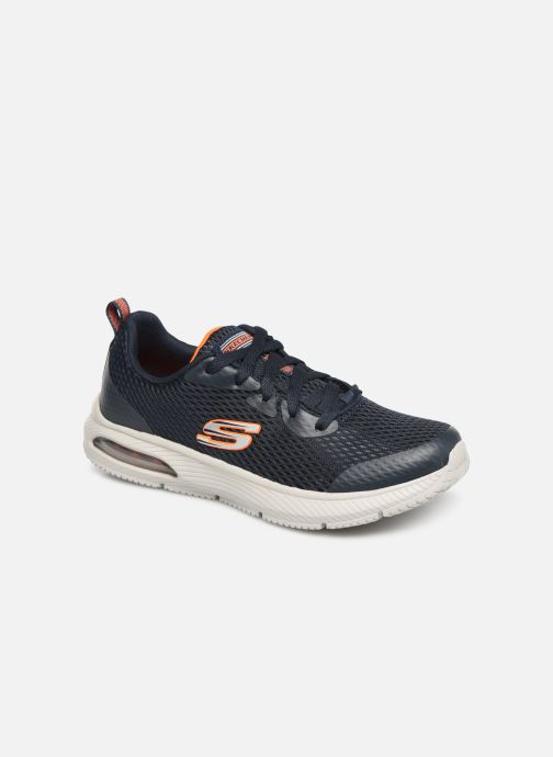Trainers Skechers Dyna-Air Quick Pulse Blue detailed view/ Pair view