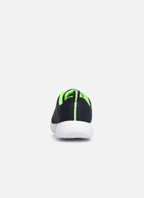 Zapatillas de deporte Skechers Dyna-Lite Speedfleet Azul vista lateral derecha