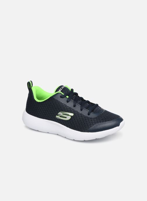 Zapatillas de deporte Skechers Dyna-Lite Speedfleet Azul vista de detalle / par