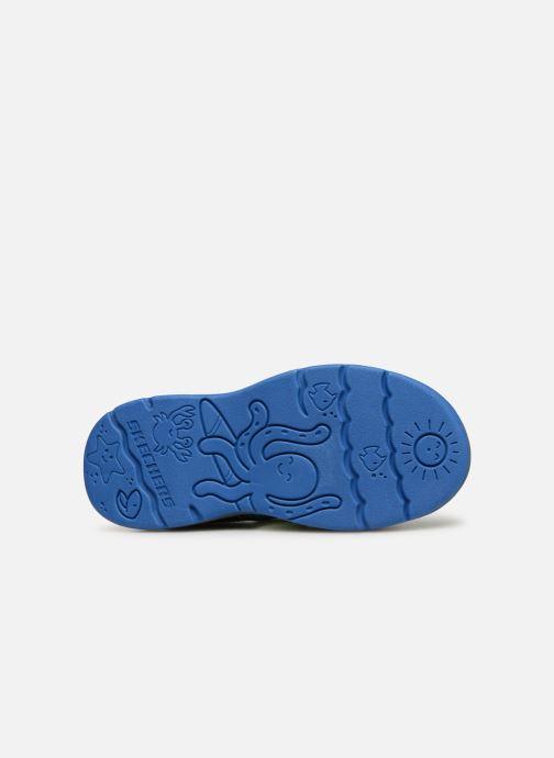 Sandales et nu-pieds Skechers Sun Spurt Noir vue haut
