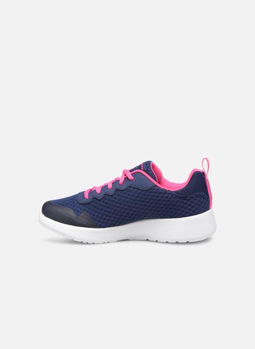 Skechers Dynamight Tempo Runner (Bleu) Chaussures de sport