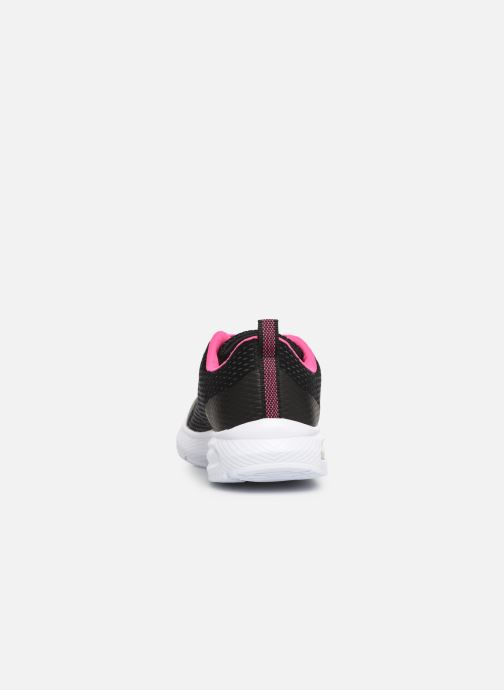 Baskets Skechers Dyna-Air Jump Brights Noir vue droite