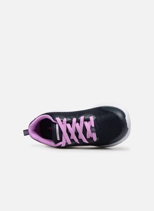 Sneakers Skechers Dyna-Air Jump Brights Blauw links