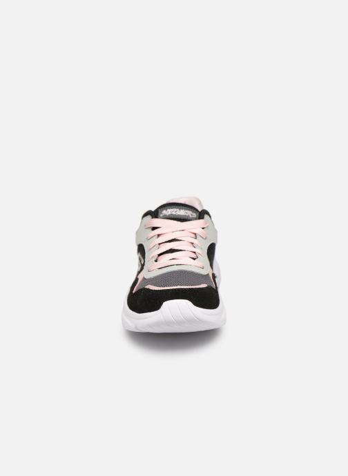 Zapatillas de deporte Skechers Meridian Charted Negro vista del modelo