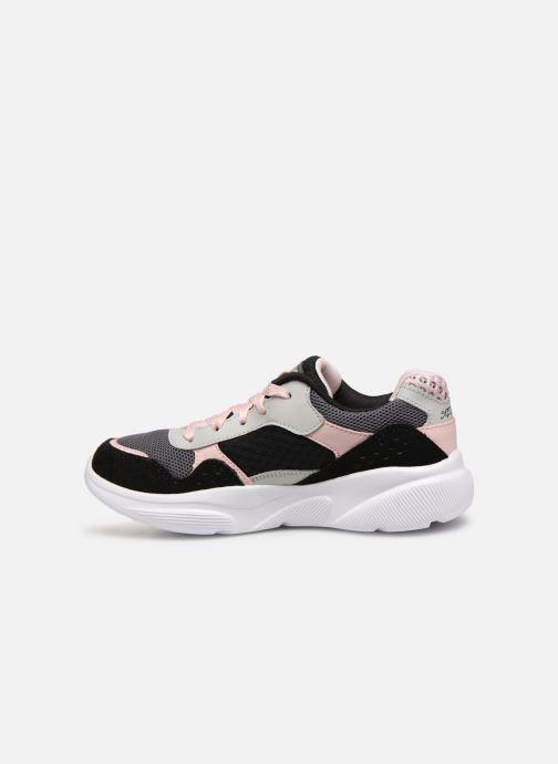 Chaussures de sport Skechers Meridian Charted Noir vue face
