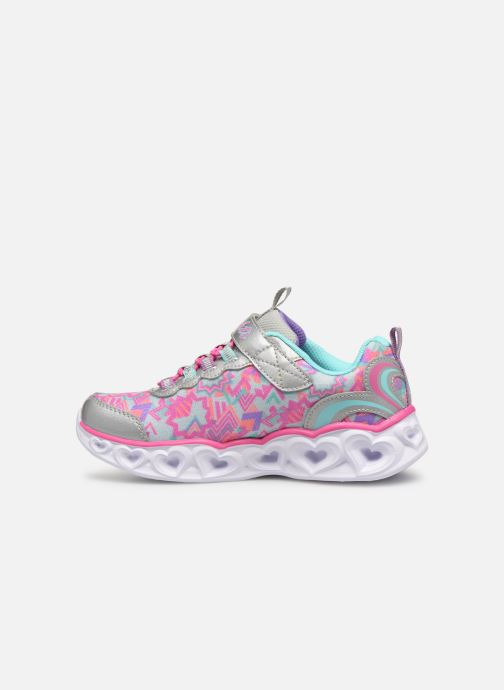 Deportivas Skechers Heart Lights Multicolor vista de frente