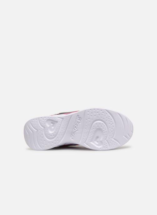 Sneakers Skechers Heart Lights Multicolor boven