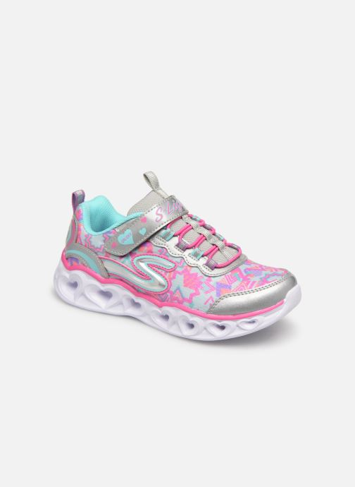 Sneakers Skechers Heart Lights Multicolor detail