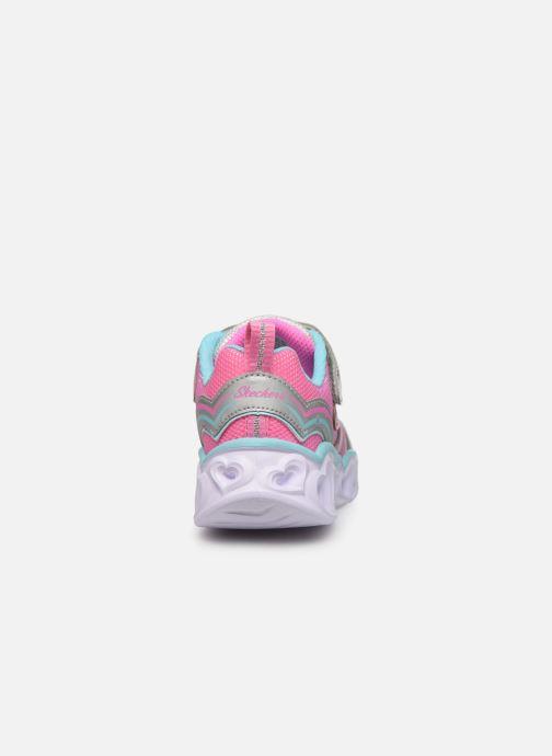 Sneakers Skechers Heart Lights Multicolor rechts