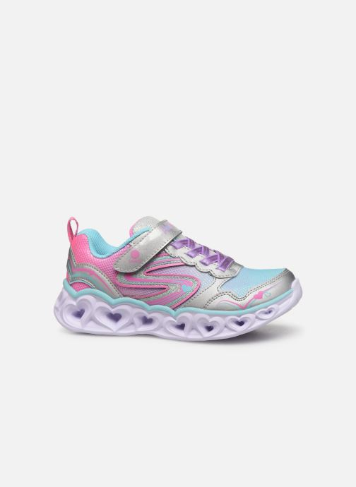 Deportivas Skechers Heart Lights Multicolor vistra trasera