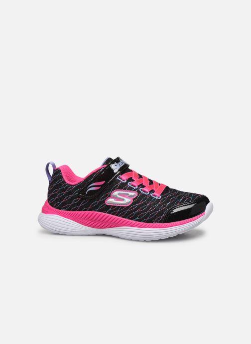 Chaussures de sport Skechers Move 'N Groove Noir vue derrière
