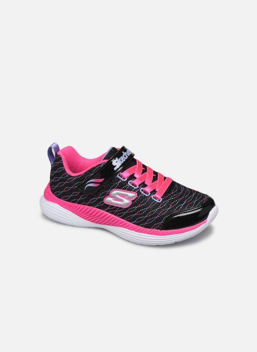 Chaussures de sport Skechers Move 'N Groove Noir vue détail/paire