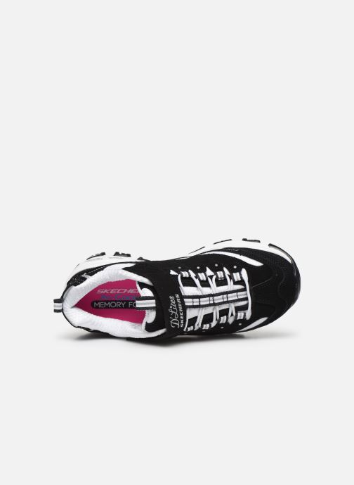 Sneakers Skechers D'Lites Crowd Appeal Sort se fra venstre