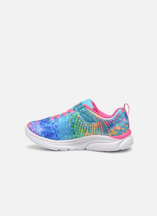 Zapatillas de deporte Skechers Wavy Lites Multicolor vista de frente