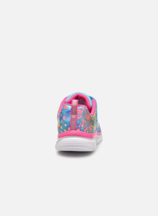 Chaussures de sport Skechers Wavy Lites Multicolore vue droite