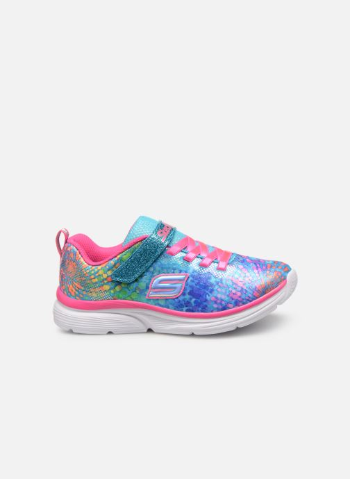 Sportschoenen Skechers Wavy Lites Multicolor achterkant