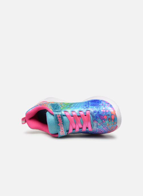 Chaussures de sport Skechers Wavy Lites Multicolore vue gauche