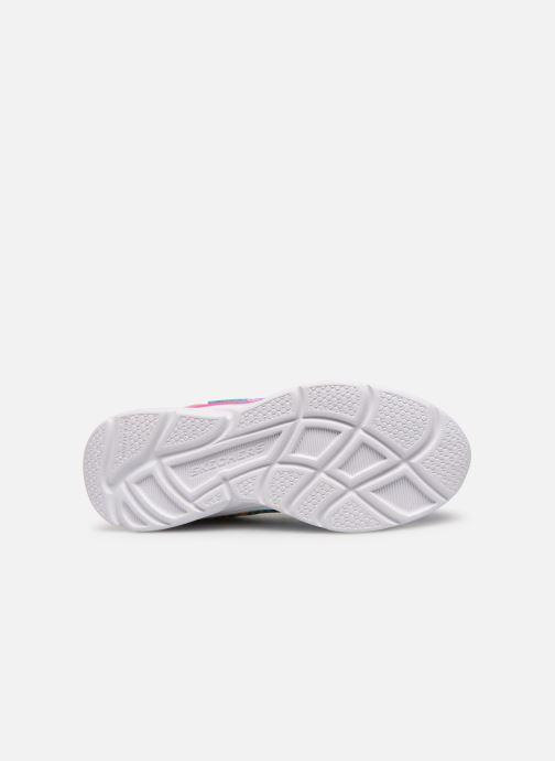 Zapatillas de deporte Skechers Wavy Lites Multicolor vista de arriba
