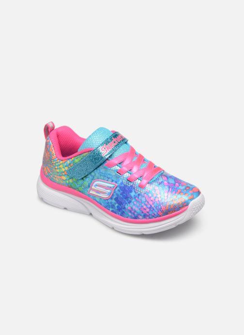 Chaussures de sport Skechers Wavy Lites Multicolore vue détail/paire