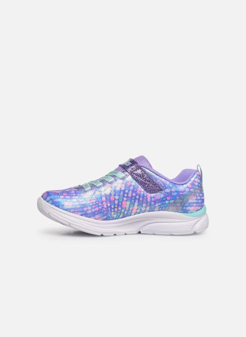 Sportschoenen Skechers Wavy Lites Multicolor voorkant