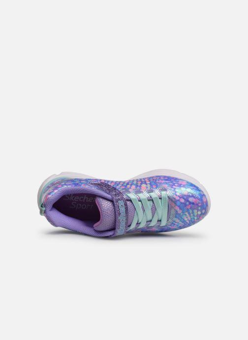 Sportschoenen Skechers Wavy Lites Multicolor links