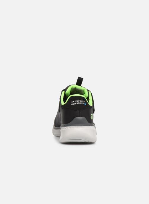 Zapatillas de deporte Skechers Equalizer 3.0 Aquablast Gris vista lateral derecha