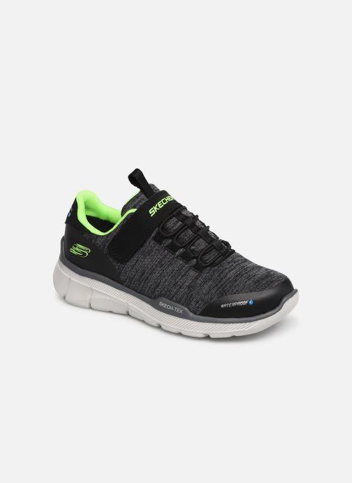 Chaussures de sport Skechers Equalizer 3.0 Aquablast Gris vue détail/paire