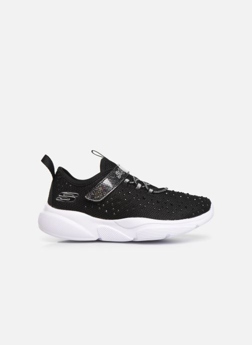 Sport shoes Skechers Meridian Black back view