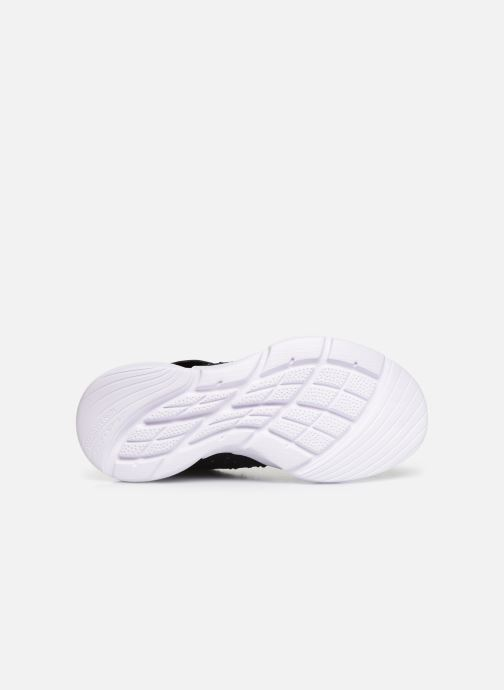 Sport shoes Skechers Meridian Black view from above