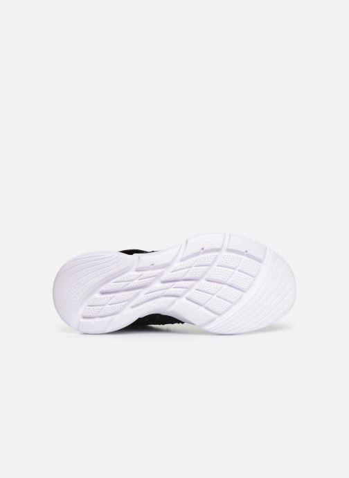 Chaussures de sport Skechers Meridian Noir vue haut