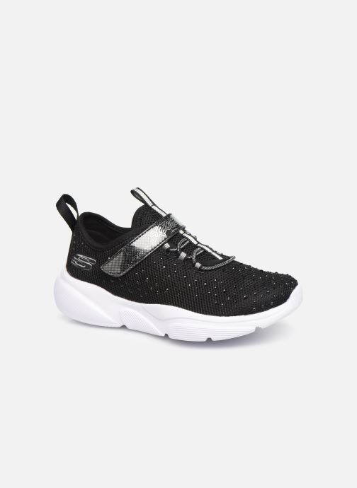 Zapatillas de deporte Skechers Meridian Negro vista de detalle / par