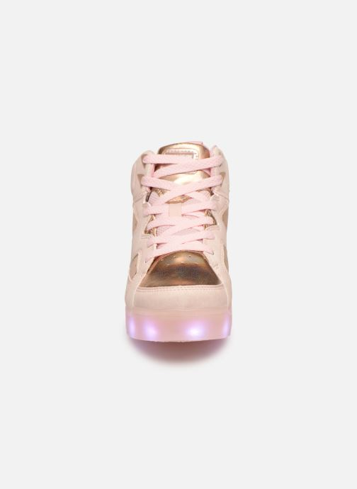Trainers Skechers E-Pro Ii Lavish Lights Pink model view