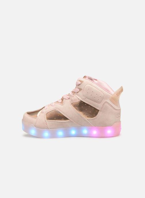 Deportivas Skechers E-Pro Ii Lavish Lights Rosa vista de frente