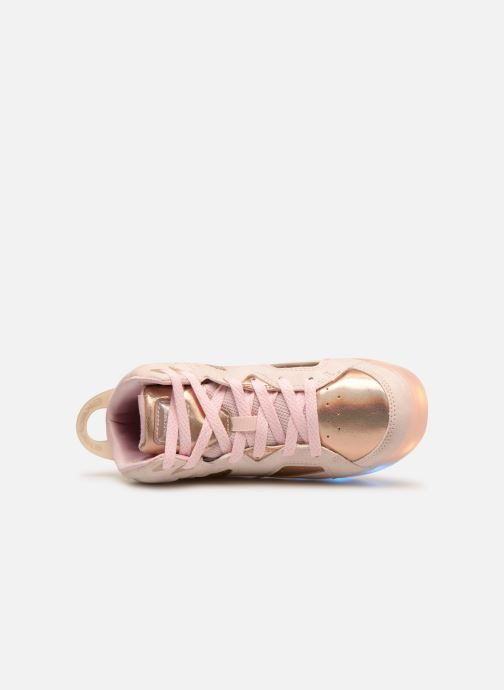 Trainers Skechers E-Pro Ii Lavish Lights Pink view from the left