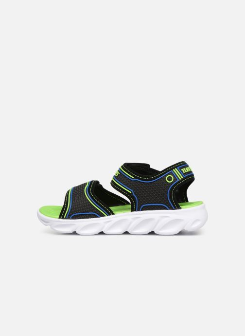 Sandaler Skechers Hypno-Splash Sort se forfra
