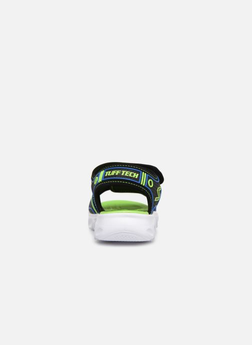 Sandaler Skechers Hypno-Splash Sort Se fra højre