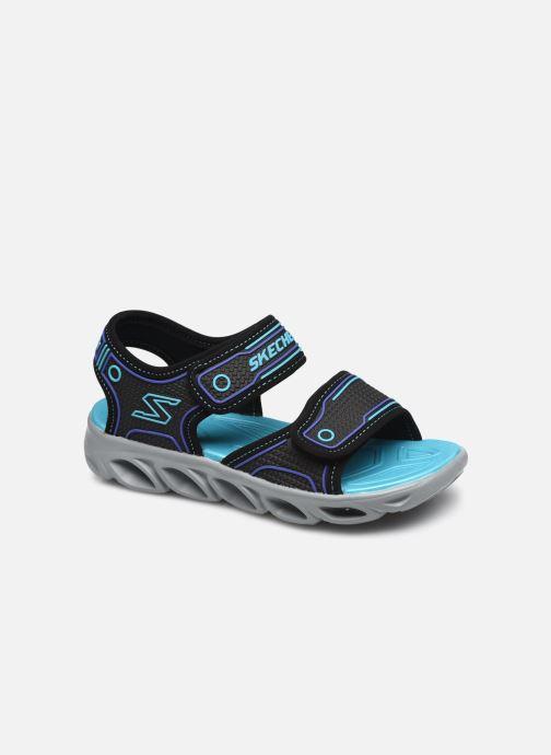 Sandalen Skechers Hypno-Splash schwarz detaillierte ansicht/modell